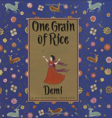 One Grain of Rice teaches kids about exponential growth.