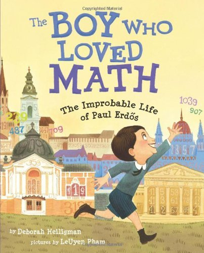 The Boy Who Loved Math teaches kids about the importance of math.
