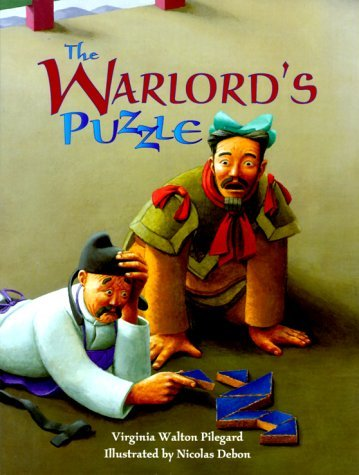 The Warlord's Puzzle introduces kids to tangrams.