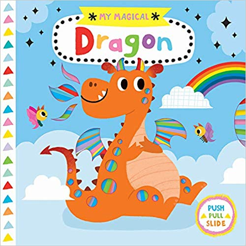 My Magical Dragon is one of many fun new dragon books for kids.