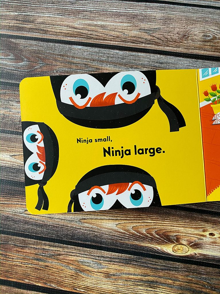 Ninja Ninja Never Stop review.