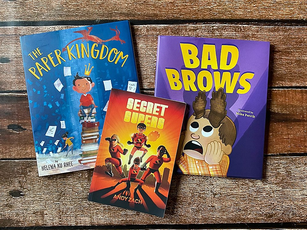 Picture books that promote diversity.