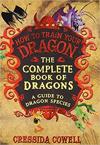 Complete Book of Dragons is perfect for kids who love dragons.