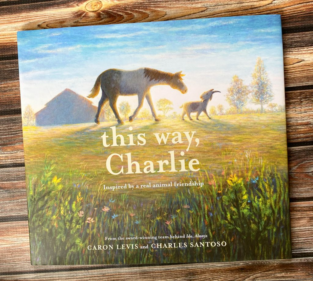 This way charlie book review.