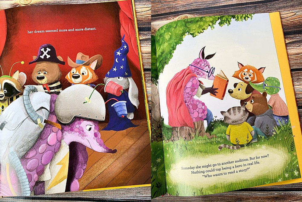 Willow the Armadillo book review.