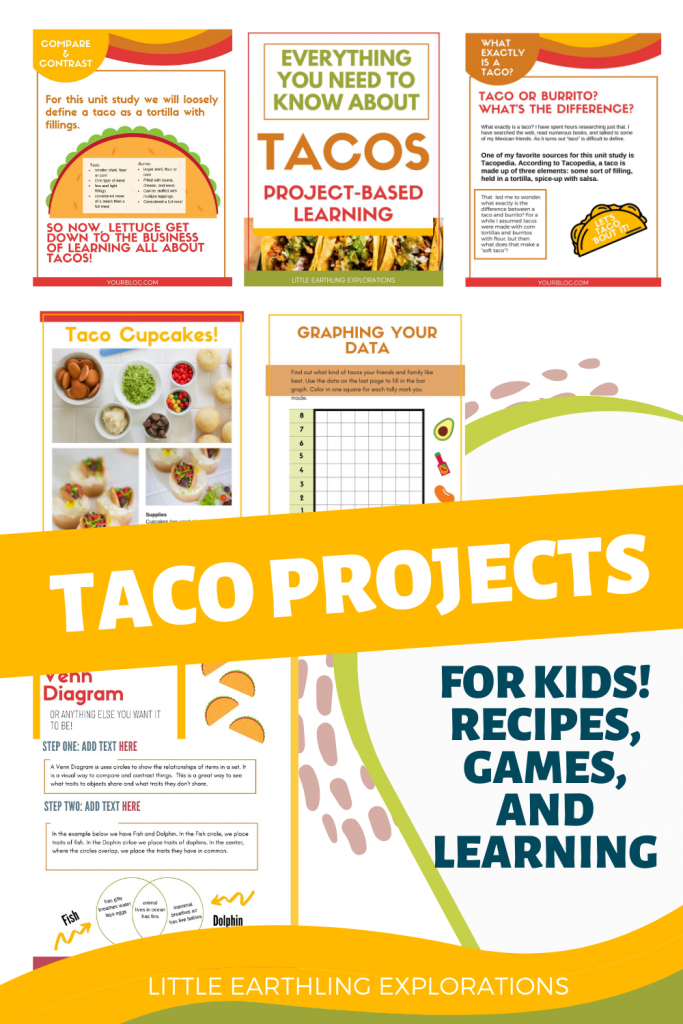 Tacos! Project-based learning