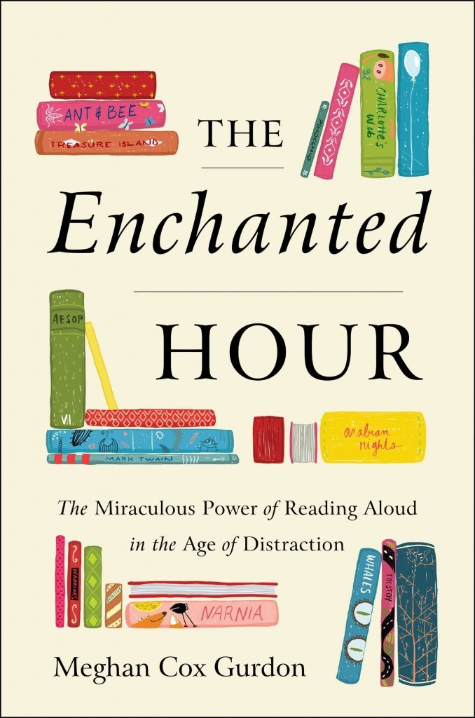 The Enchanted Hour is an amazing book about the importance of reading aloud.