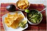 Easy guacamole recipe.