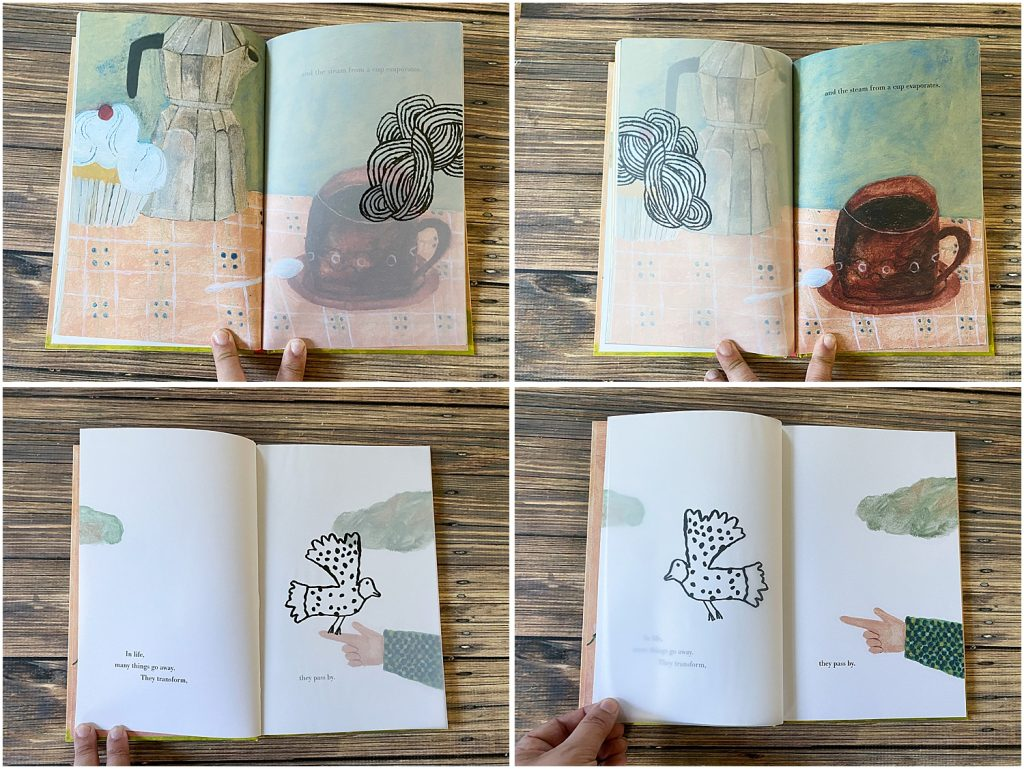 Things That Go Away is a gentle book that introduces children to change and loss...both good and bad.