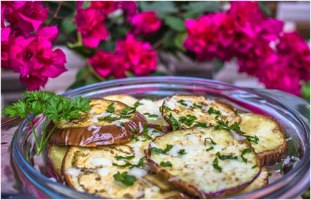 Eggplant Steaks