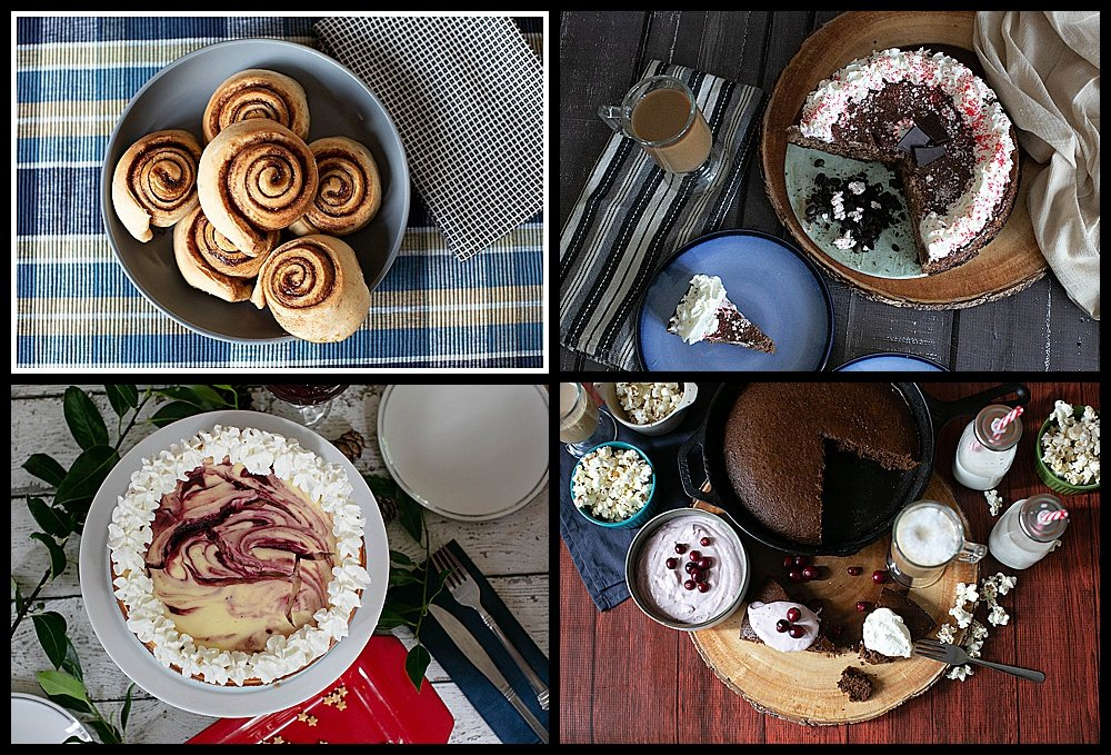 Celebrate Christmas by baking together.