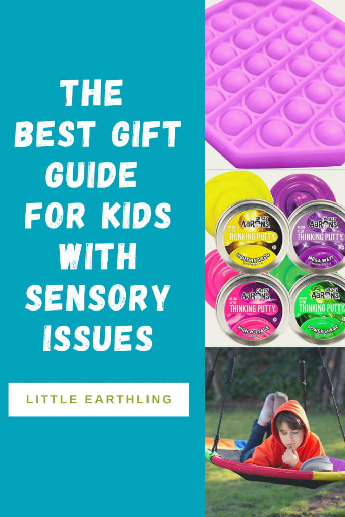 Ultimate gift guide for kids with sensory issues.