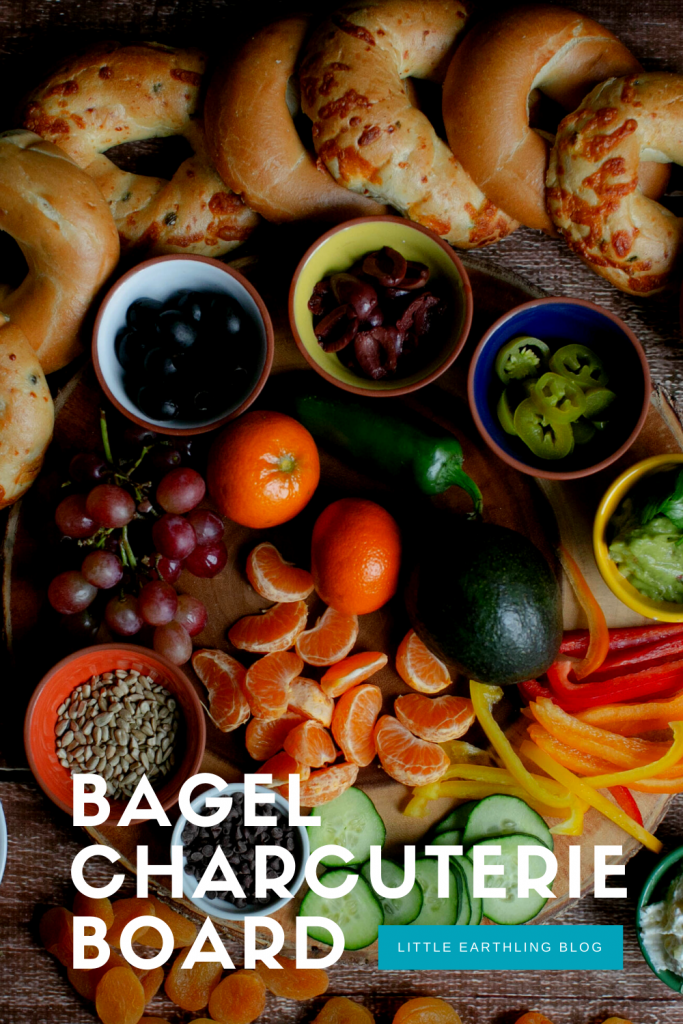 How to make a fantastic bagel charcuterie board