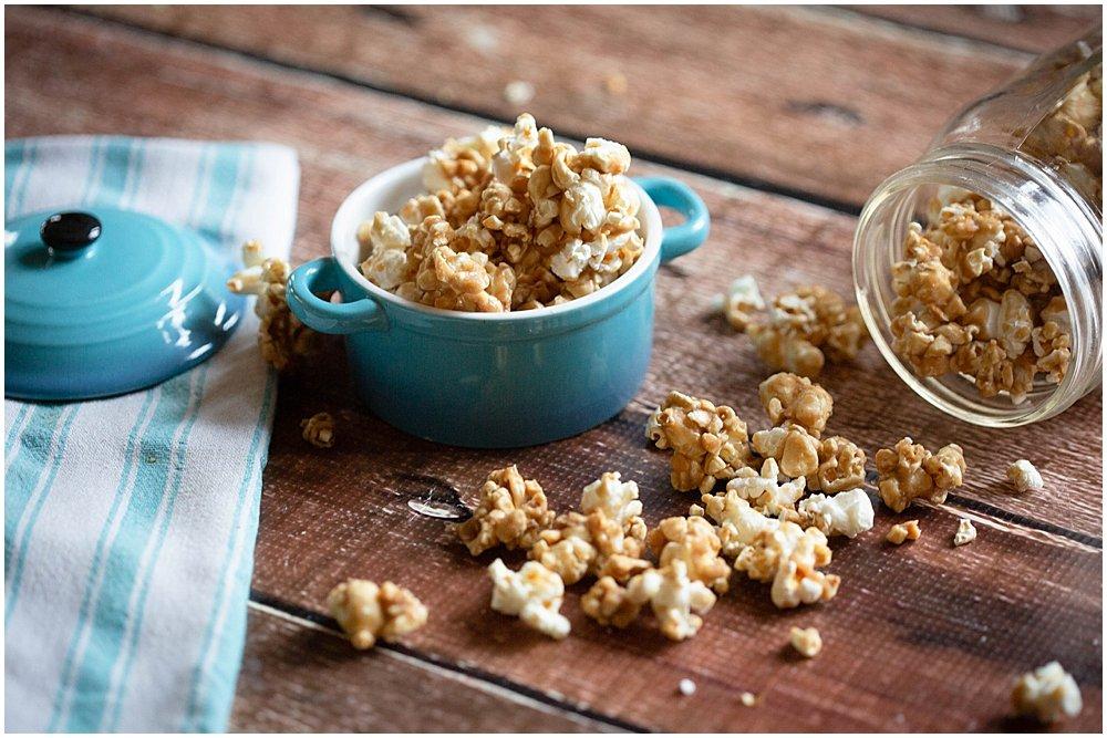 Caramel popcorn, anyone? You won't regret making this!