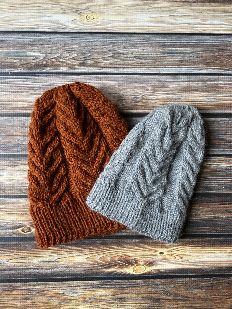 Antler Toque pattern