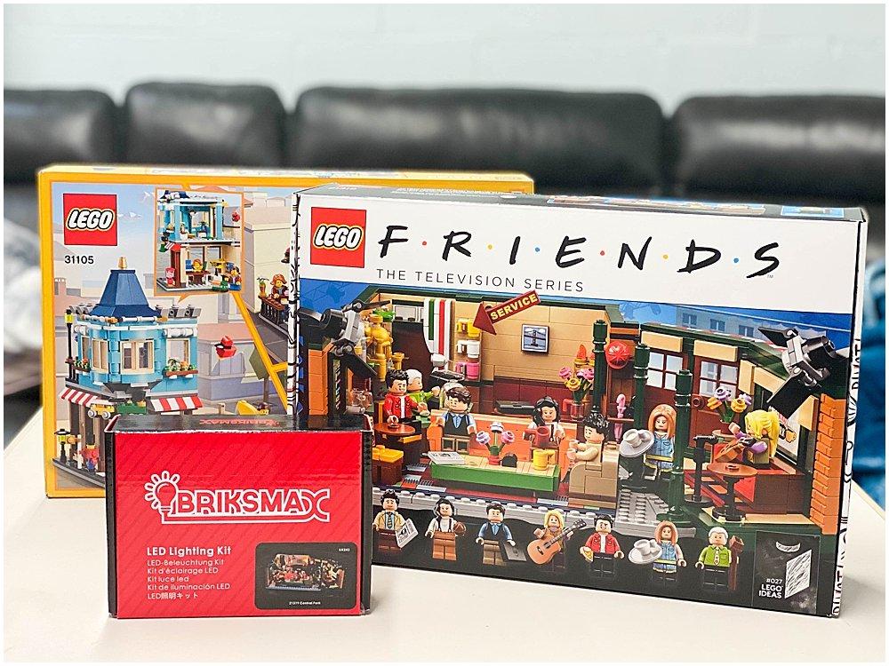 Ladies' LEGO night
