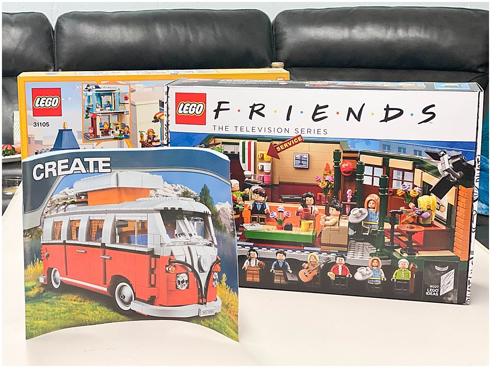 The fun LEGO sets for Ladies' LEGO Night
