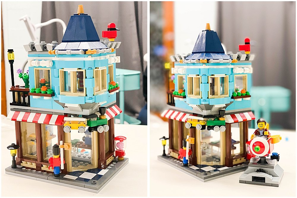 LEGO 31105 3-in-1 Townhouse