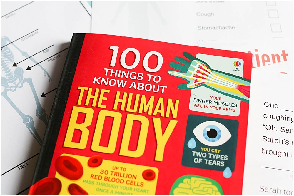 100 Things to Know About the Human Body review