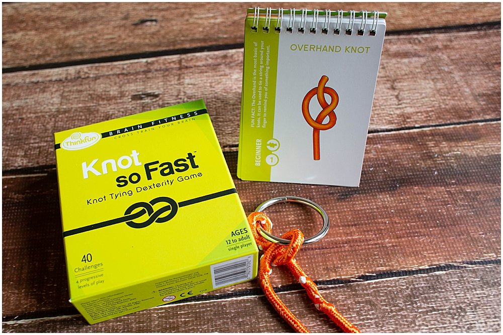 Brain Fitness Knot So Fast Review