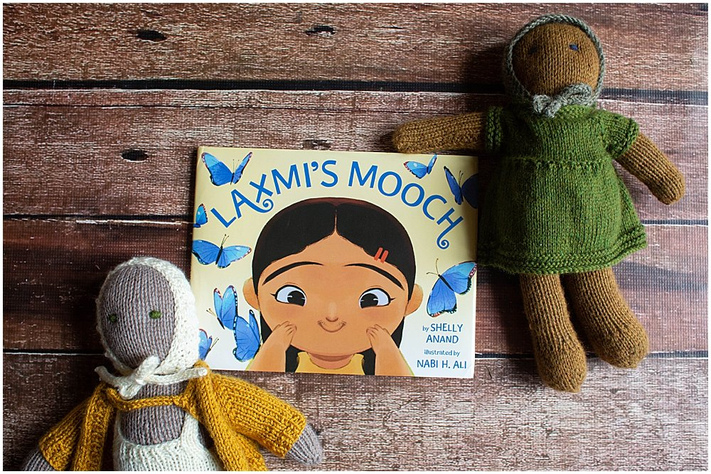 Laxi's Mooch is a beautiful story of diversity and acceptance.
