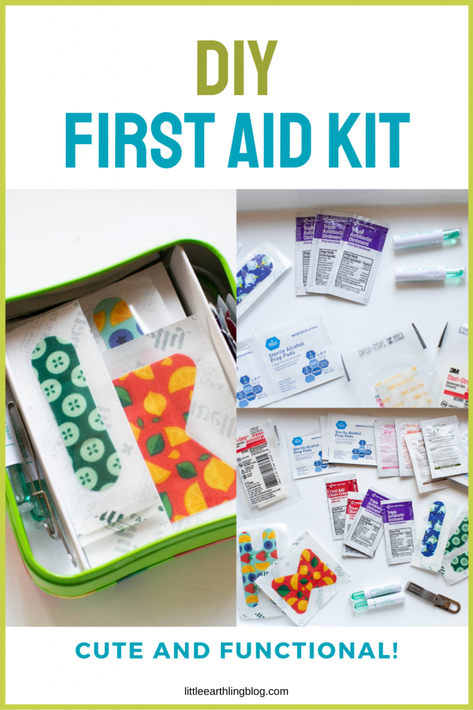 Create a cute and functional DIY First Aid Kit