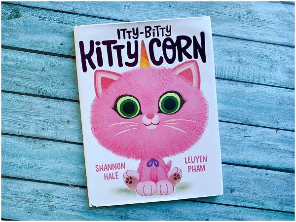 Itty-Bitty Kittycorn is a fun twist on the unicorn craze.