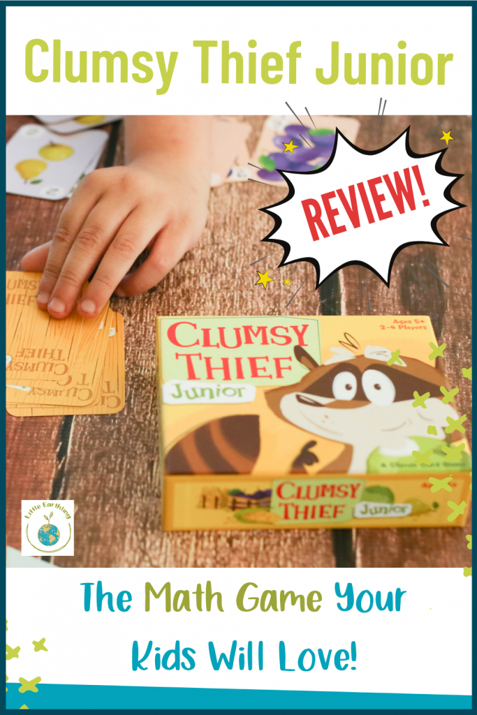 Clumsy Thief Junior Review