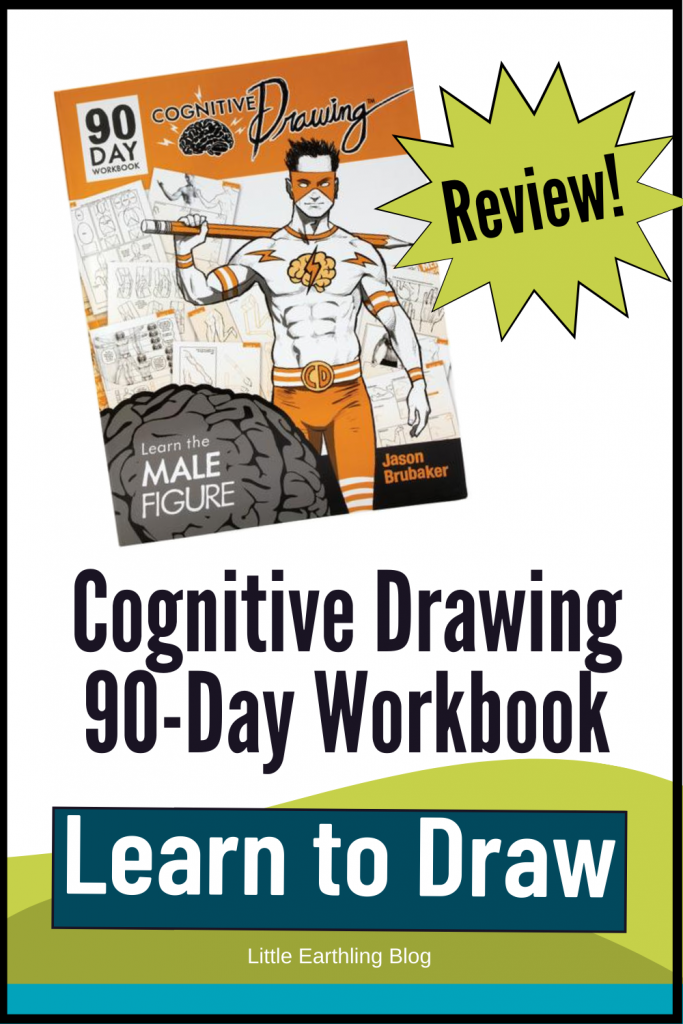 Cognitive Drawing 90 Day Workbook Review
