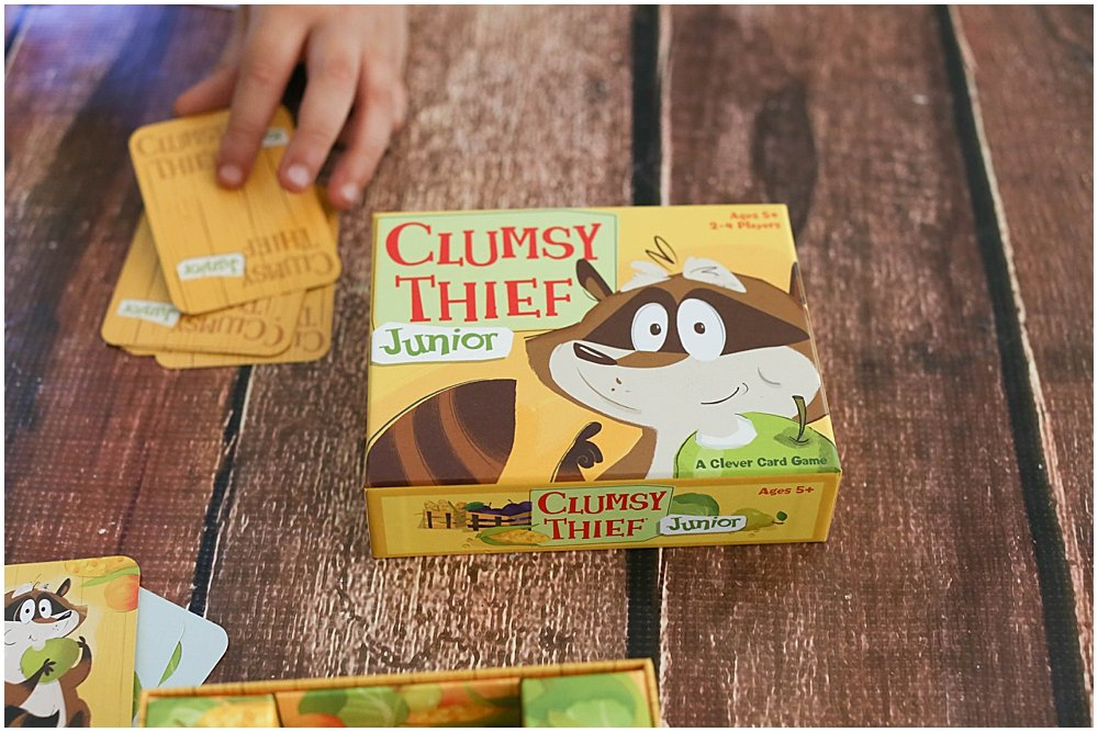 Clumsy Thief Junior is a fun math game your kids will actually want to play.
