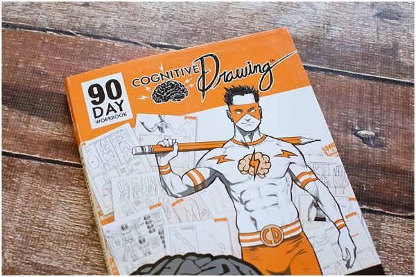 Cognitive drawing 90-day workbook