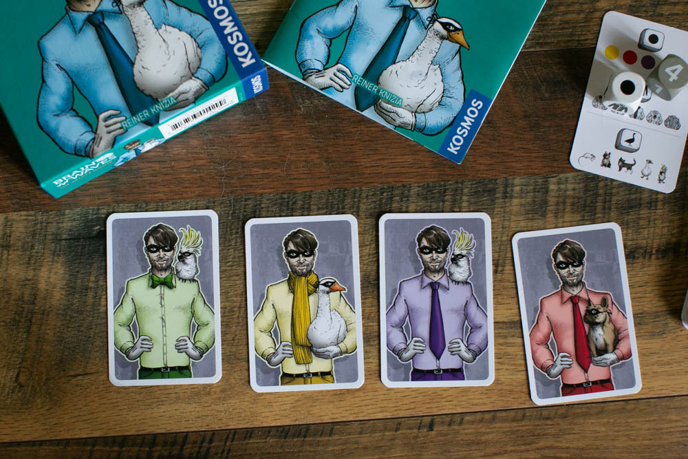 The Astute Goose is a great brain-training game for improving memory.